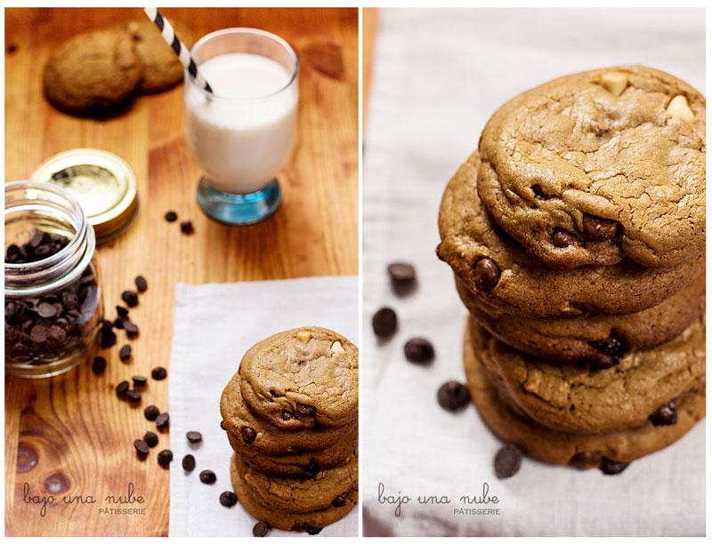 cookies de mantequilla marrón y melaza 2